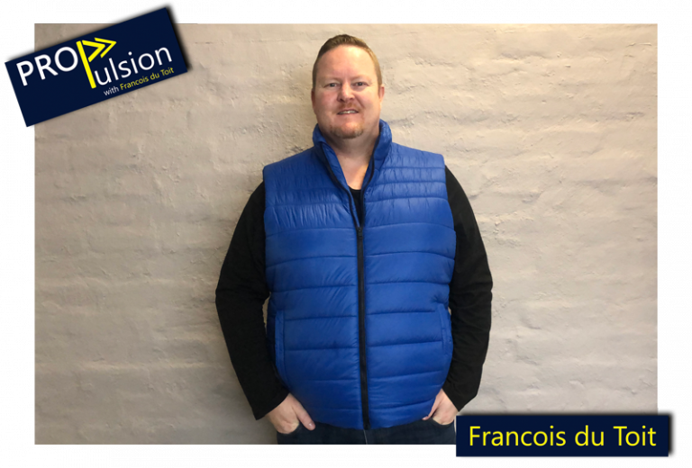 Ep. 8 – Financial Wellness for Financial Advisers – Walking our own talk – with Francois du Toit
