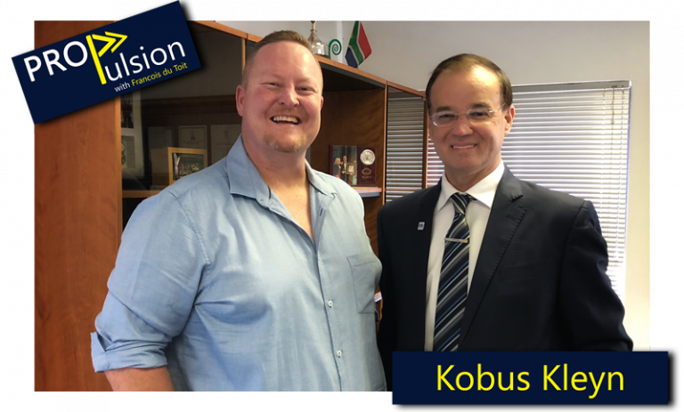 Ep. 2 – How Kobus Kleyn builds his strong personal brand through Social Media and how he runs his highly successful practice