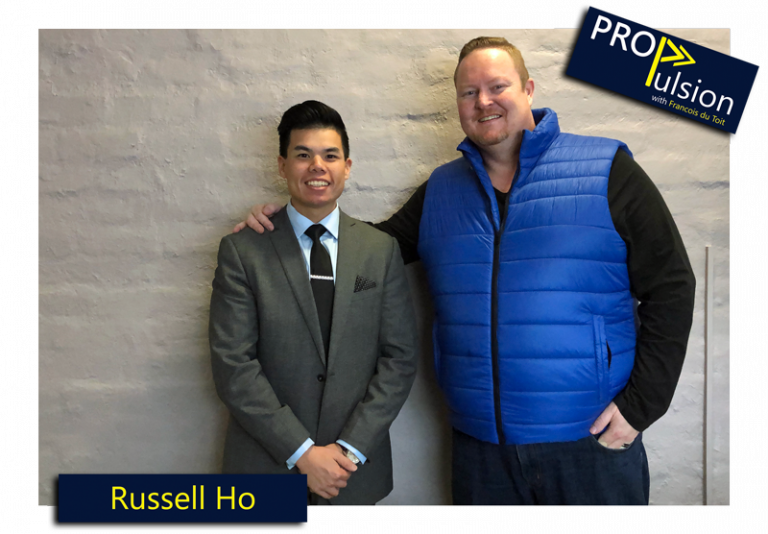 Ep. 4 – How Russell Ho employs technology and automation to create efficiency and productivity in his one-man practice
