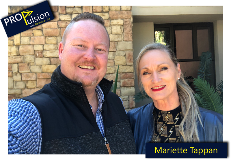 Ep. 6 – How Mariette Tappan Became the First Certified Financial Transitionist® in Africa