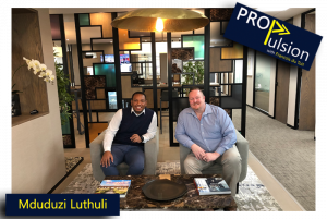 Ep. 9 – How to leverage radio, television and social media to build your brand and new firm with Mduduzi Luthuli