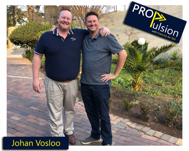 Ep. 14 – The ultimate solution to manage, split, track and analyse commission and revenue with Johan Vosloo