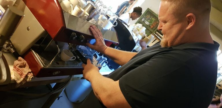 What a basic barista course taught me about building a legendary financial services practice
