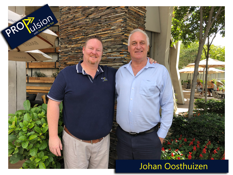 Ep. 18 – Playing from your strengths with Johan Oosthuizen