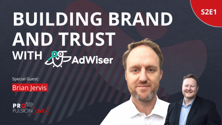S2E1 – Building brand and trust with adwiser.co.za ft. Brian Jervis
