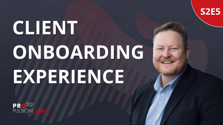 S2E5 – Your client onboarding experience