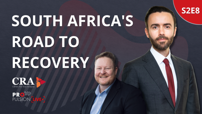 S2E8 – South Africa's road to recovery ft. David Ansara