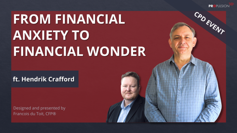 From financial anxiety to financial wonder